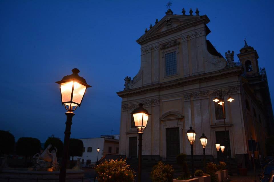 491 Basilica Di S Barnaba Marino Roma Lazio Foto Di Davide