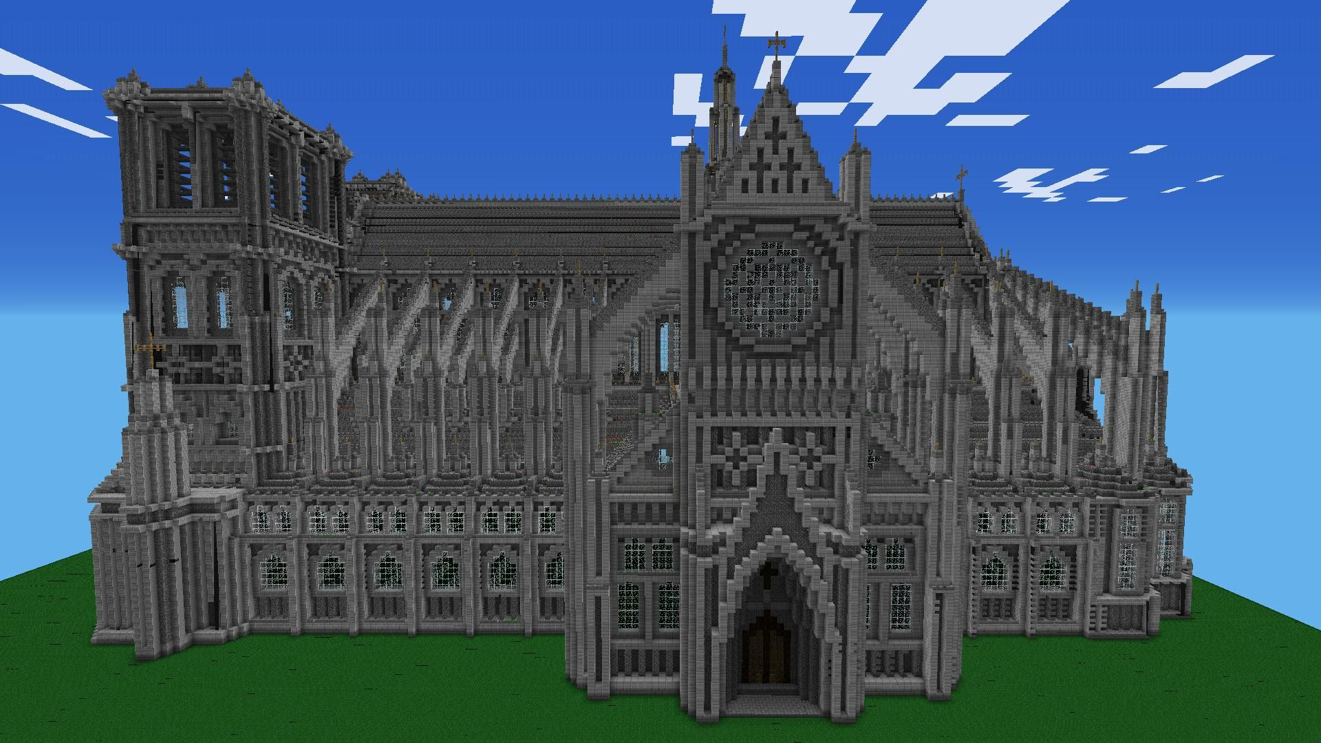 Gothic church minecraft google search minecraft pinterest minecraft a - Minecraft and architecture ...