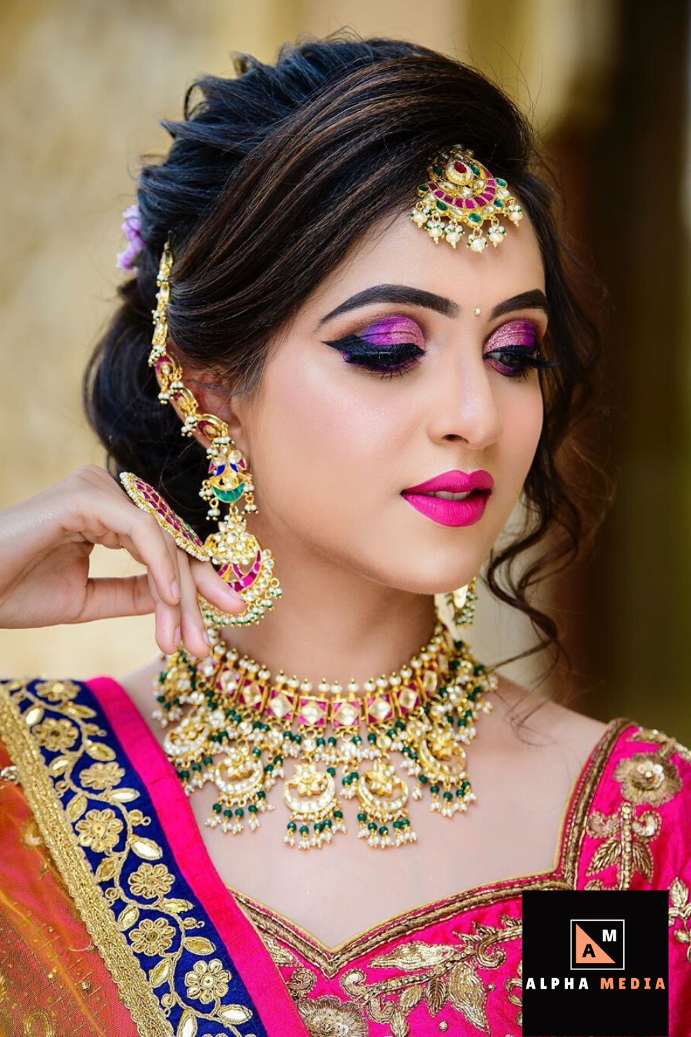 Bridal Eyes Makeup Bridal Eye Makeup Bridal Makeup Images Bridal Makeup Looks