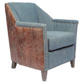 Found it at Wayfair.ca - Rustic Occasional Arm Chair
