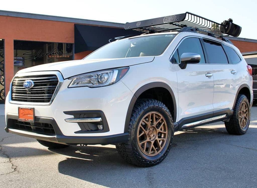 2019 Subaru Ascent Ascentngo Getting Around Subaru Models
