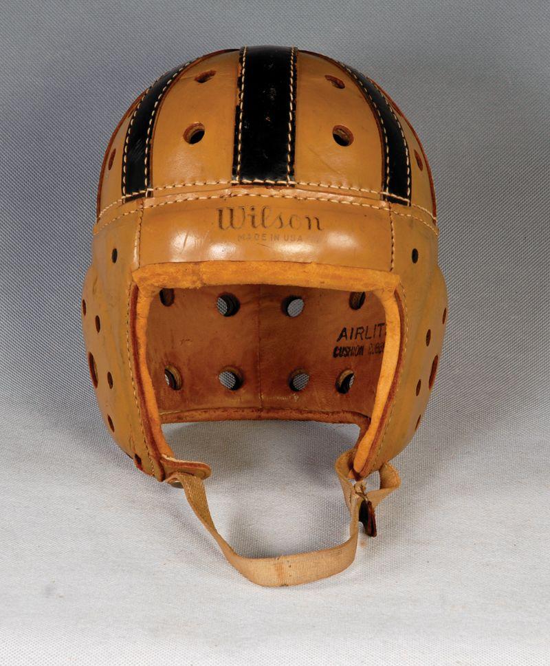 1920s Vintage Football Helmet Football Helmets Vintage Football Vintage Helmet