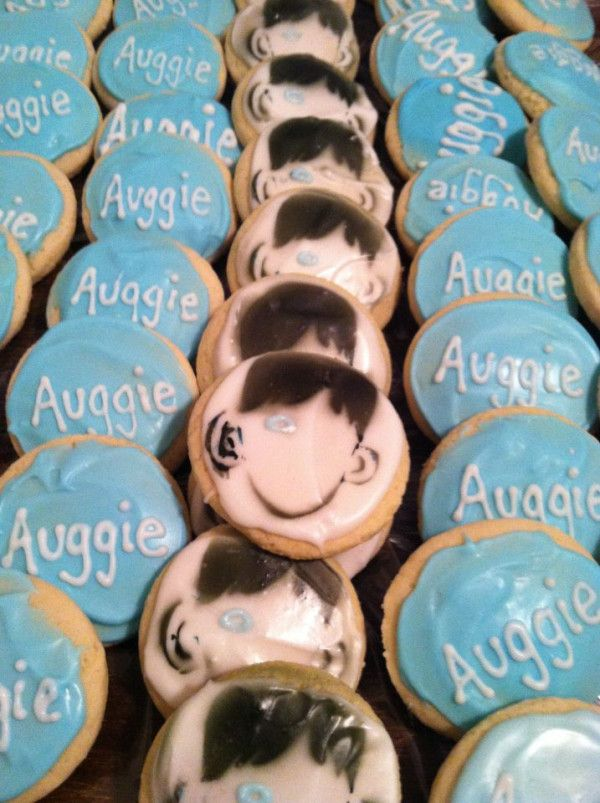 Happy birthday, Auggie! Click the link to read a note from R.J. ...