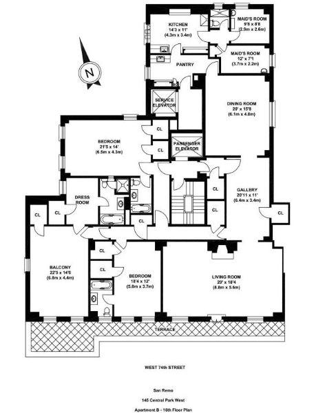 SAN REMO | Floor plans, Plan design, House plans