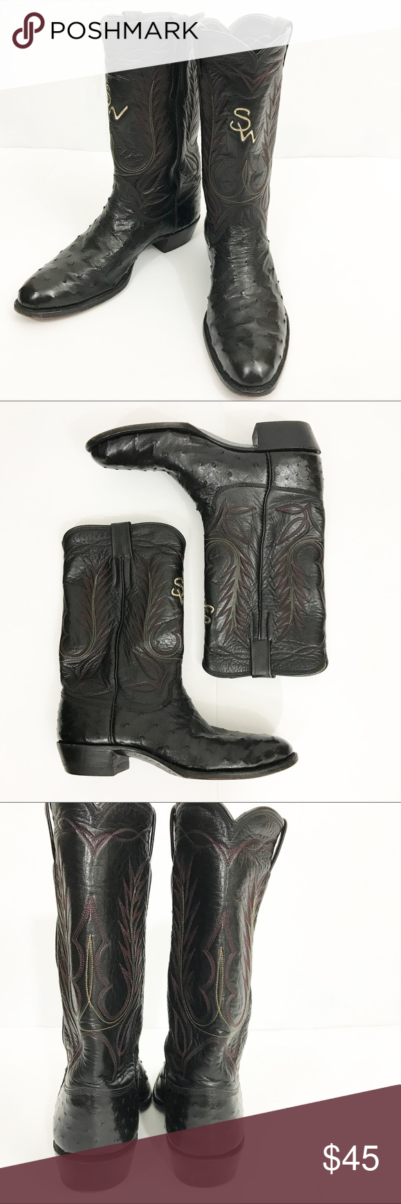 75dff0db818 Biltrite Neoprene Women's Western Boots. Size 12 A beautiful, black ...