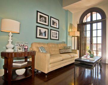 Downtown Loft  Traditional  Living Room  San Diego  Suzanne Entrancing The Living Room San Diego Inspiration