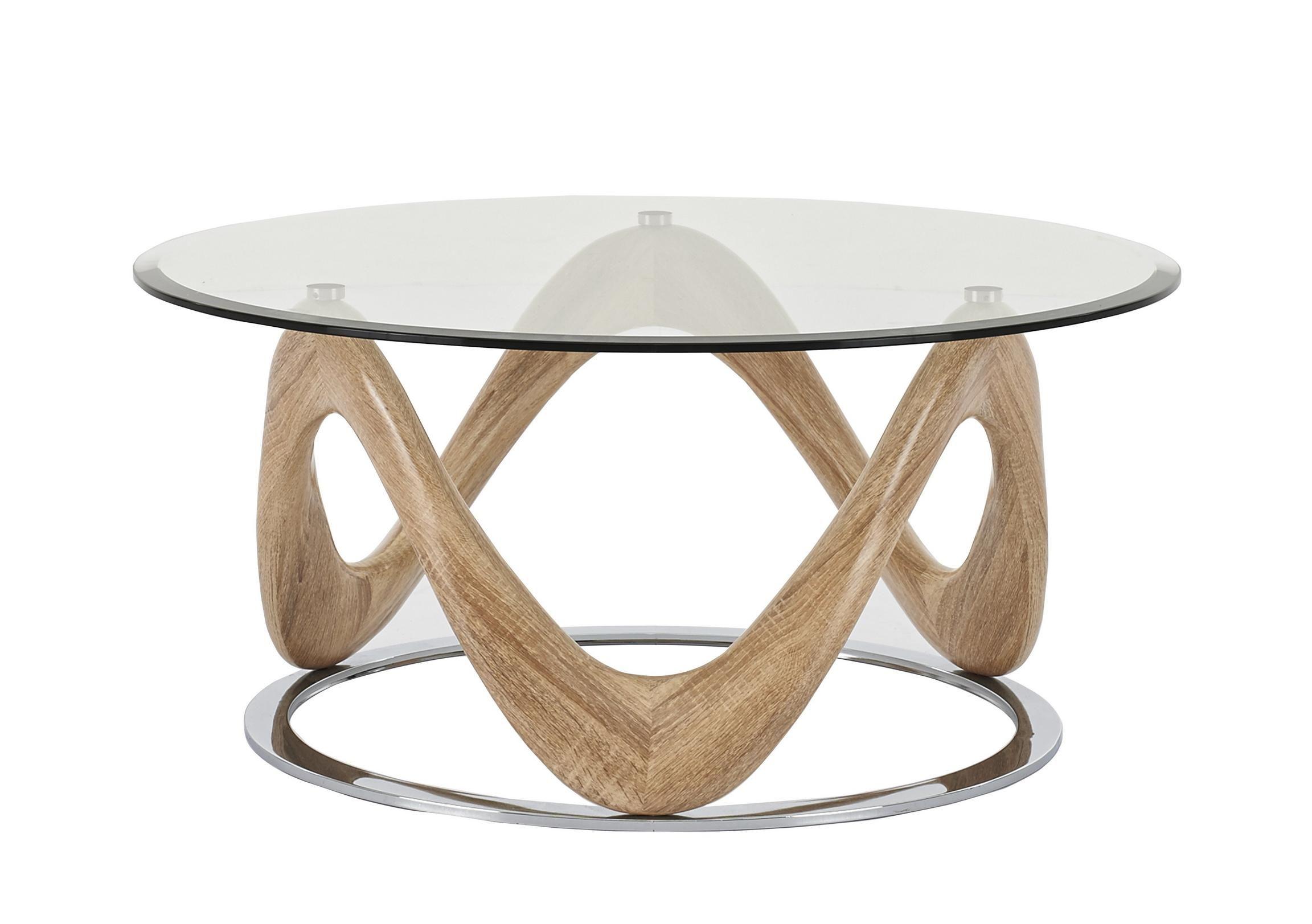 Modern Round Glass Coffee Table Table Design And Decoration Metal Dekor Aksesuarlar [ 800 x 1000 Pixel ]