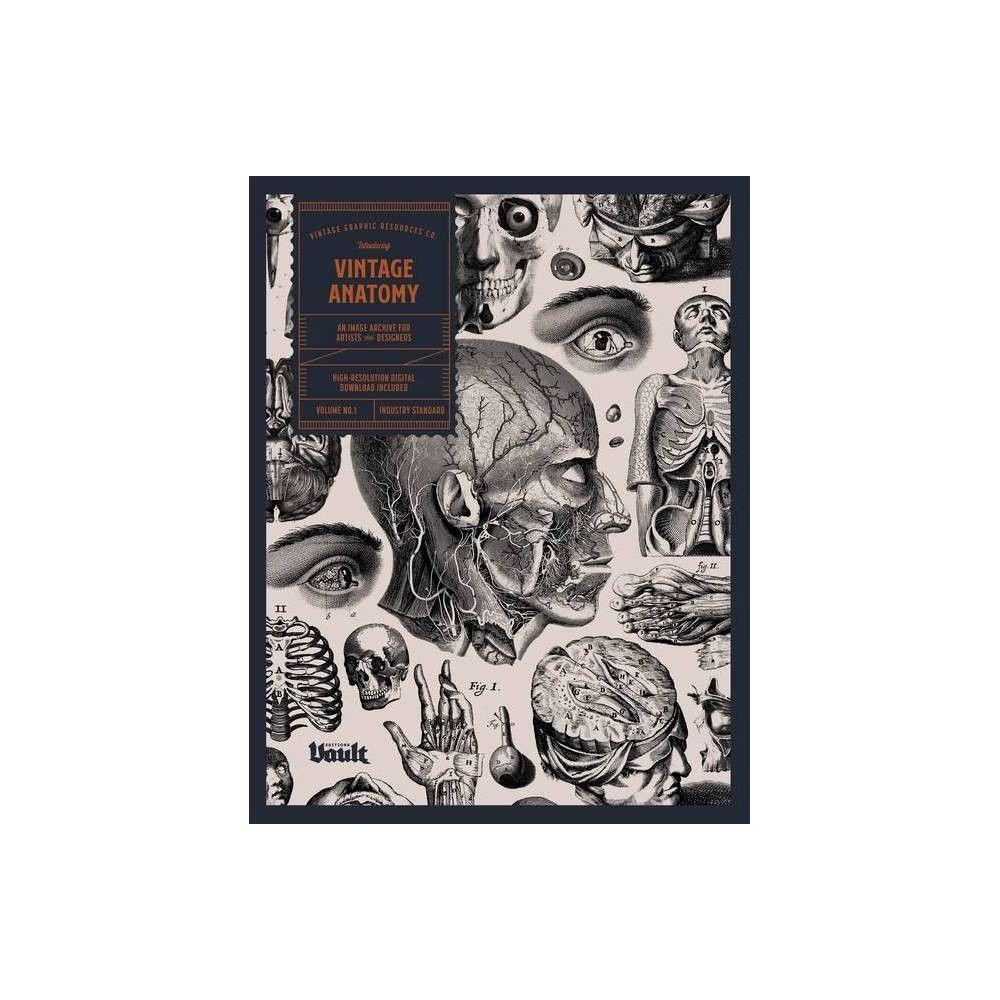 23+ Vintage Anatomy   by Kale James Paperback