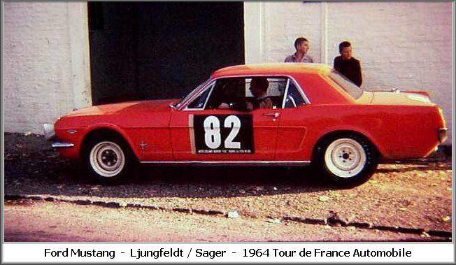 Ford Mustang 1964 ex Tour Auto Alan Mann & Ford Mustang 1964 ex Tour Auto Alan Mann | Allan Mannu0027s team/Tour ... markmcfarlin.com