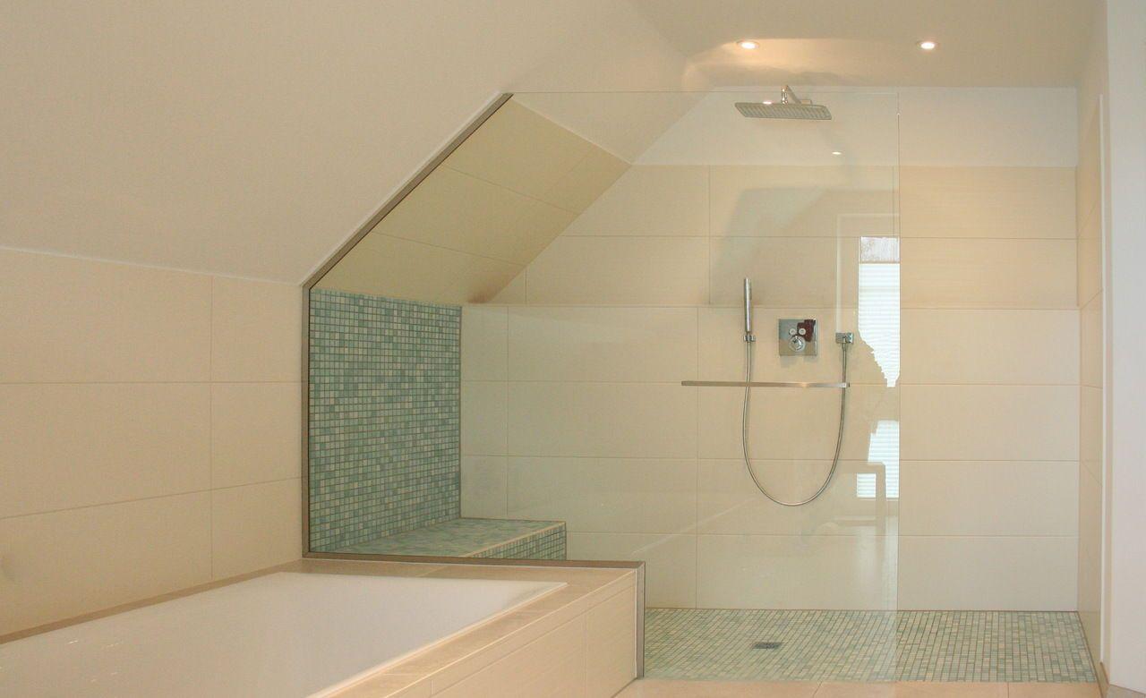 WalkIn Dusche aus Glas. Individuell gestaltbar. Glas nach