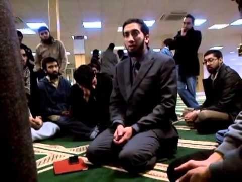 Muslim Youth Marriage Problems Role Of Masjid Dec 2011 By Ustadh Nouman Ali Khan