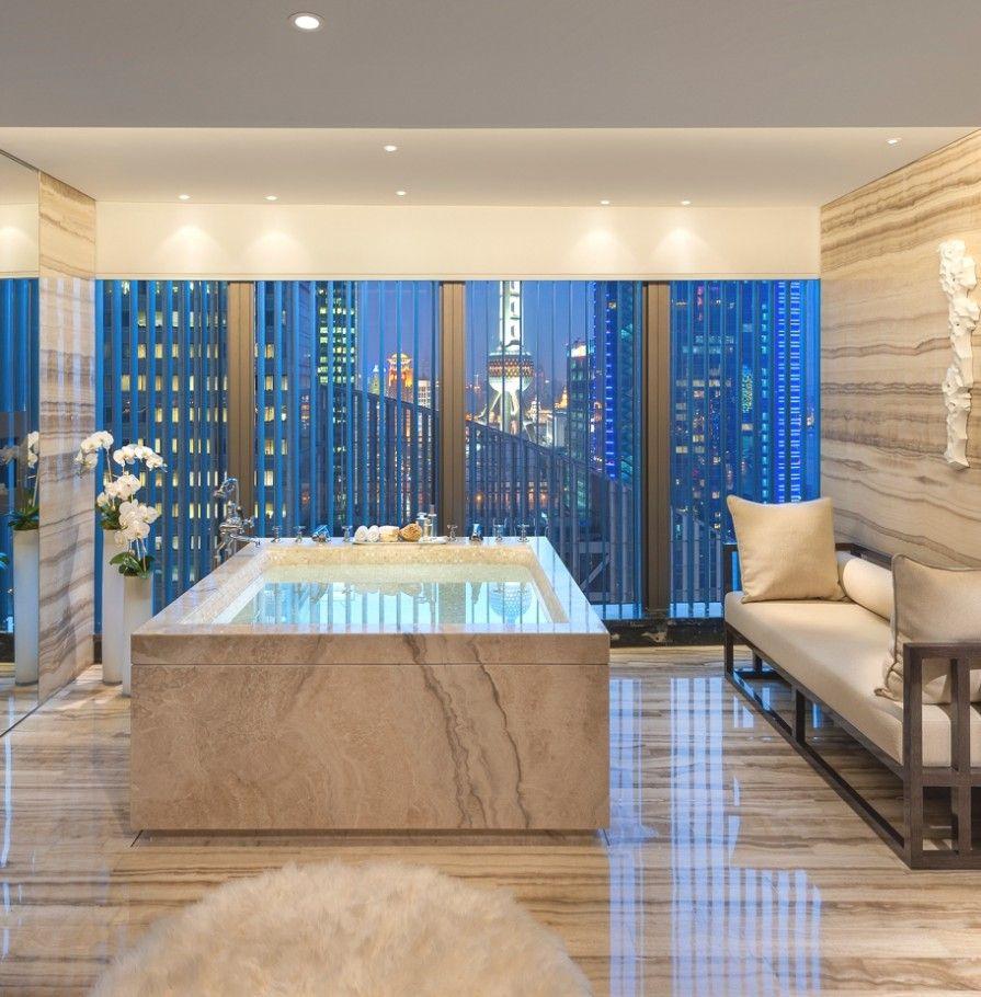 Mandarin Oriental - Shanghai | Bathroom | Pinterest | Mandarin ...