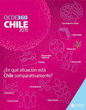 New! OECD 360: Compare data on education, jobs, climate, poverty, and economy for Chile. #chile #OECD360 #publications