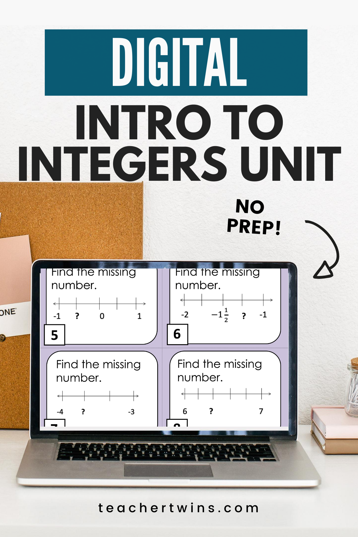 Introduction to Integers and Rational Numbers in 2020