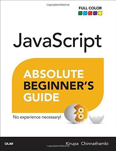 Javascript Javascript Programming For Absolute Beginners Pdf