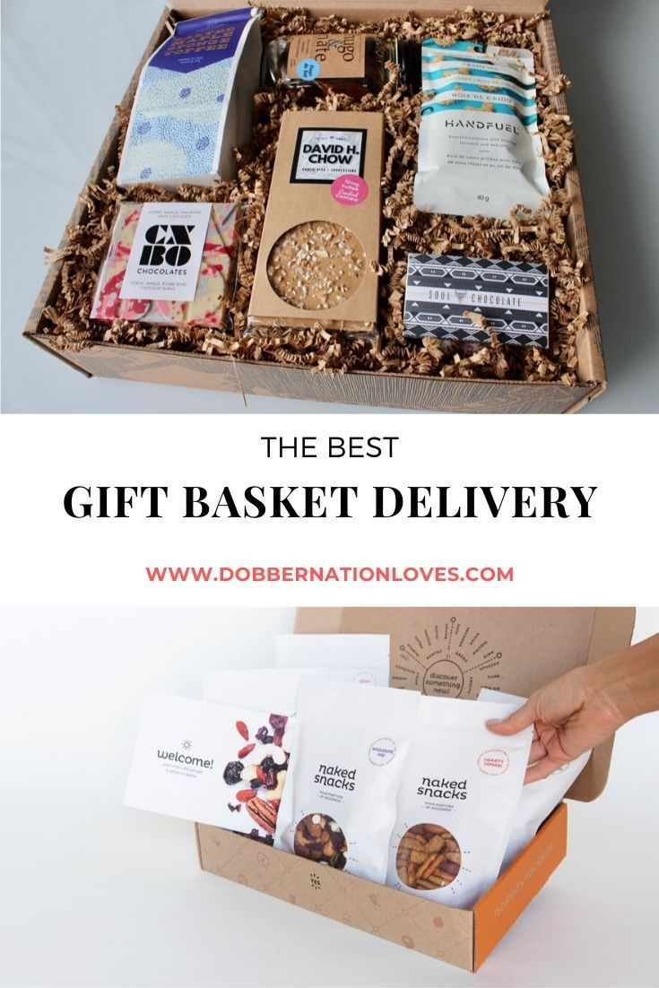 Best gift basket delivery service in 2020 best gift