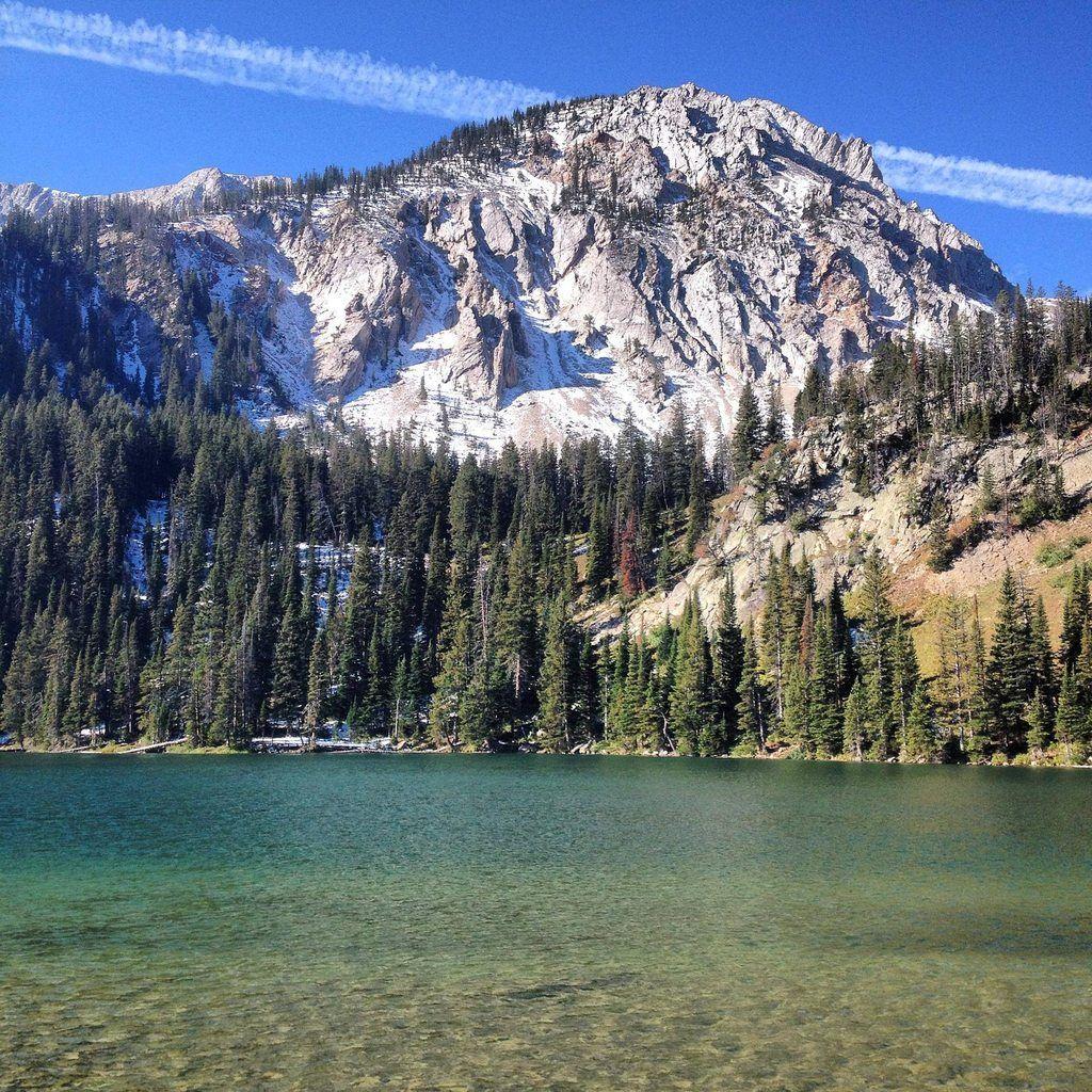 Mount Hd Wallpaper: Fairy Lake, Bozeman MT [OC] [2448x2448]