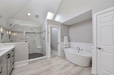 Sarah & Ray's Naperville Master Bathroom Remodel Sarah & Ray's Alluring Bathroom Remodeling Naperville Design Inspiration