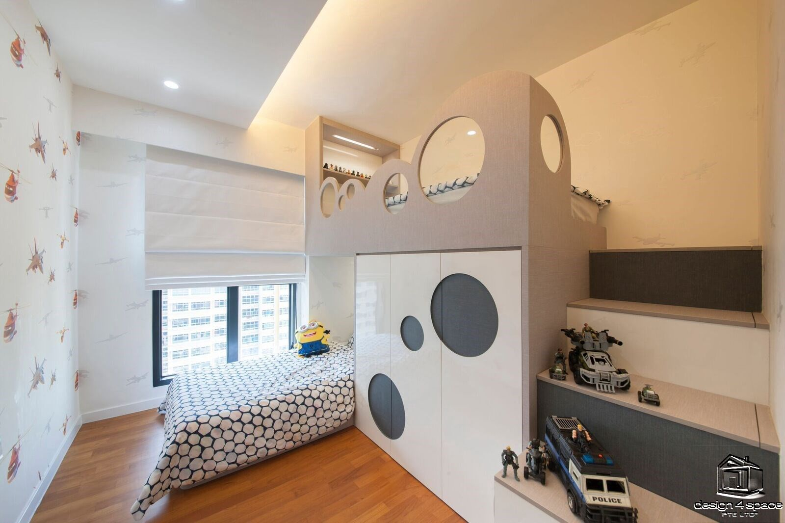 Call For The Most Recommended Interior Design Playroom Design