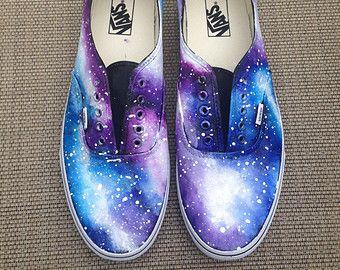 zapatillas vans galaxia