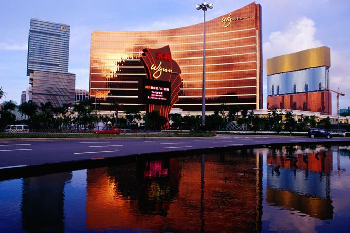 Wynn Casino, Macau. www.dailytravelideas.com