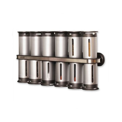 Must Have  Magnetic Mountable Spice Rack | Spice Racks U0026 Spices |