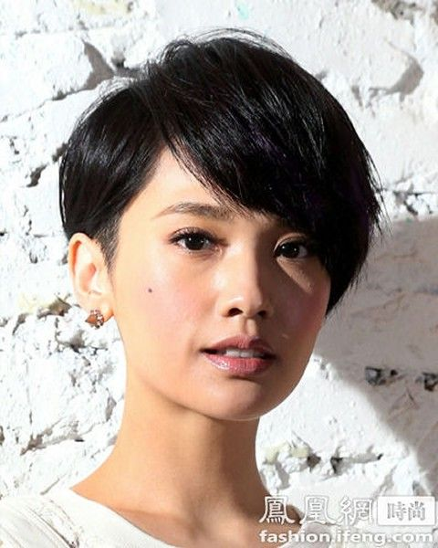 Rainie Yang Accused Of Being Third Party After Netizens Claim Rumoured Bf Is Married The Insider Lollipop Short Hair Styles Hairstyle Hair Styles