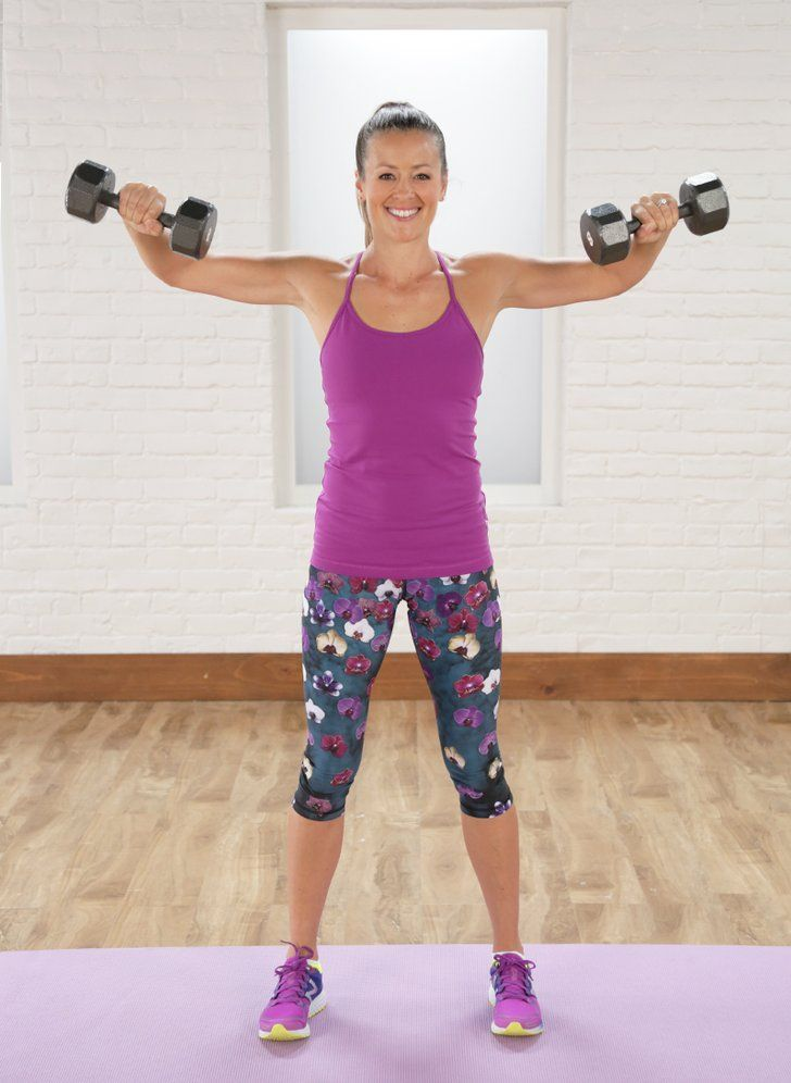 Arm exercises workout videos all body workout fitness