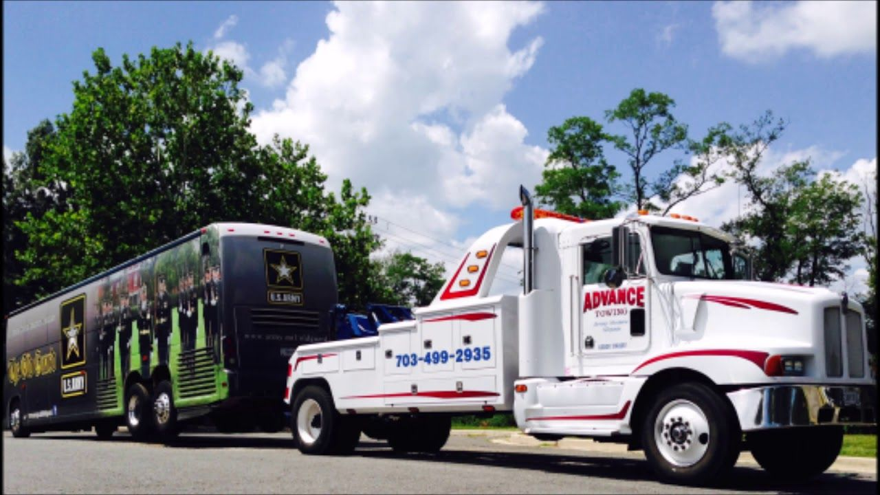 Towing Service for RV's in Las Vegas NV Aone Mobile