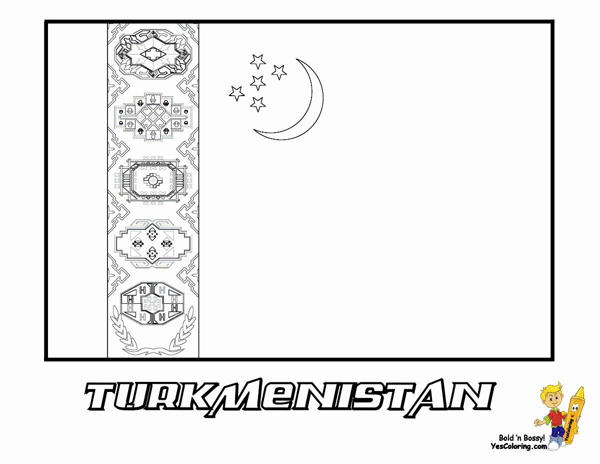 Turkish Flag Coloring Page Inspirational Splendid Coloring Flag Taiwan Zimbabwe Flag Coloring Pages Turkish Flag Coloring Pages
