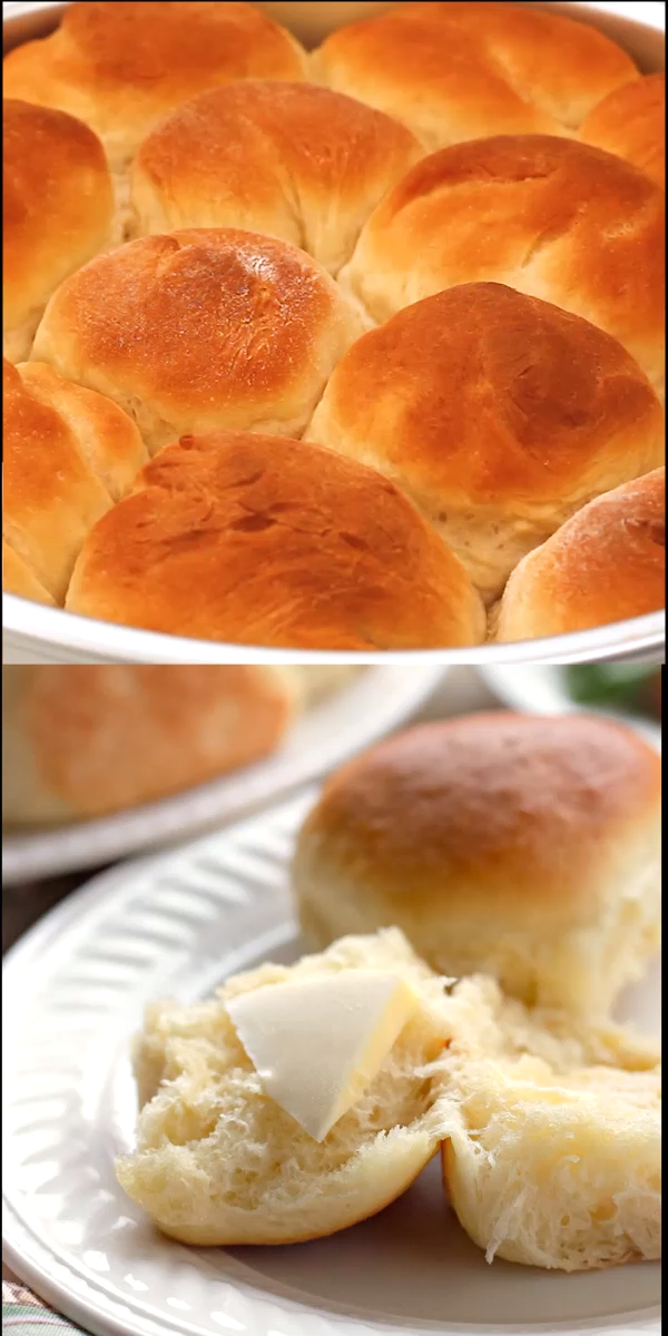 Delicious Classic Dinner Rolls images