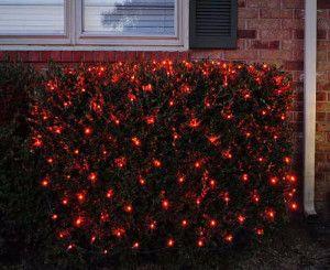Led Net Christmas Lights Net Lighting For Bushes Net Lights Lights Led