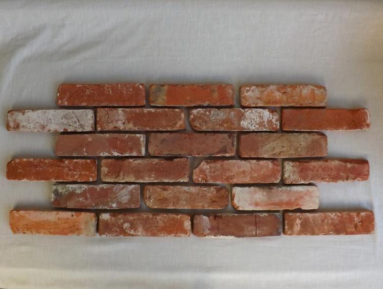 Antikriemchen Steinriemchen Mauerverblender Ziegelriemchen