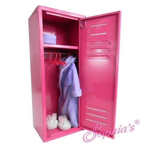 American Girl Doll Closets 18 Doll Locker Or Closet From American