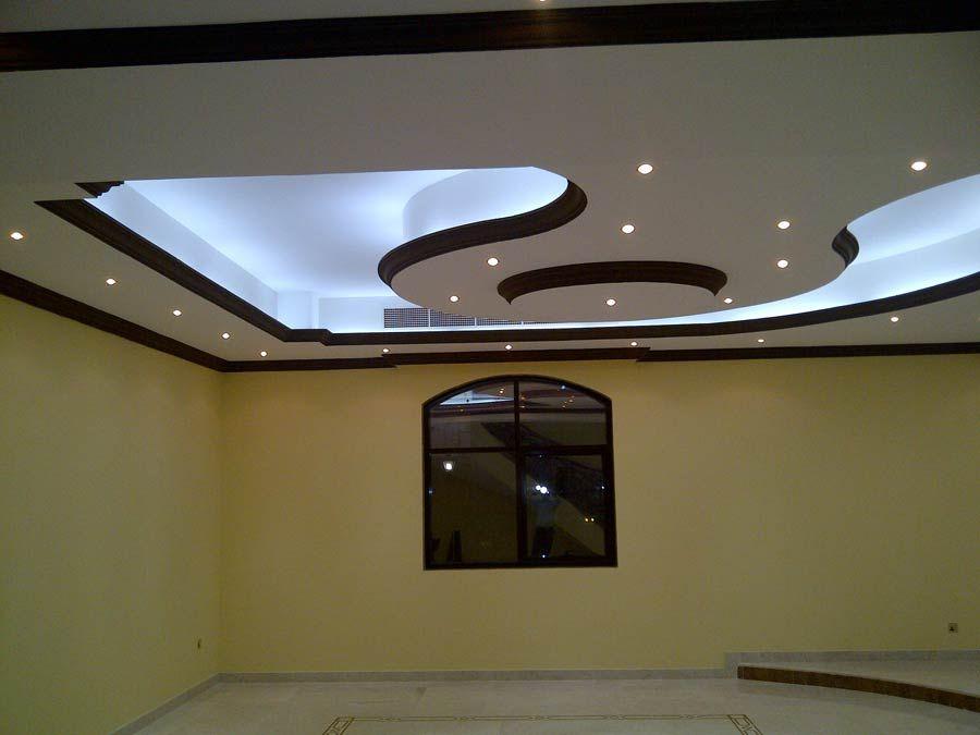 Faux plafond en pl tre collection 900 675 for Decoration faux plafond