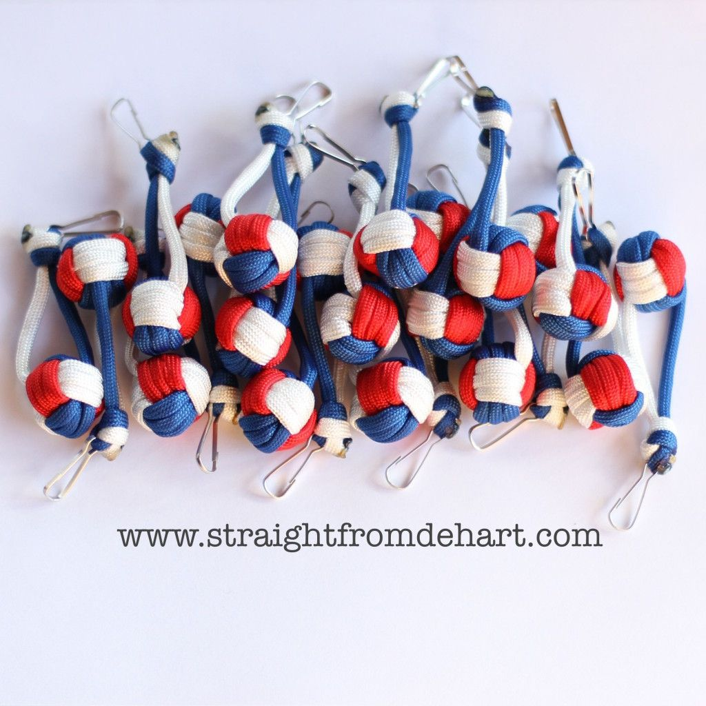 Paracord Volleyball Keychains Straight From Dehart Volleyball Team Gifts Volleyball Gifts Volleyball Team
