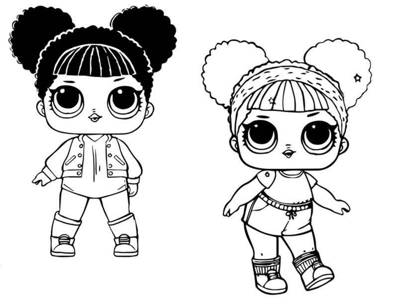 Dibujos De Lol Surprise Para Colorear Dibujos Para Colorear Dibujos Dibujos Sencillos Para Ninos Dibujos Para Colorear