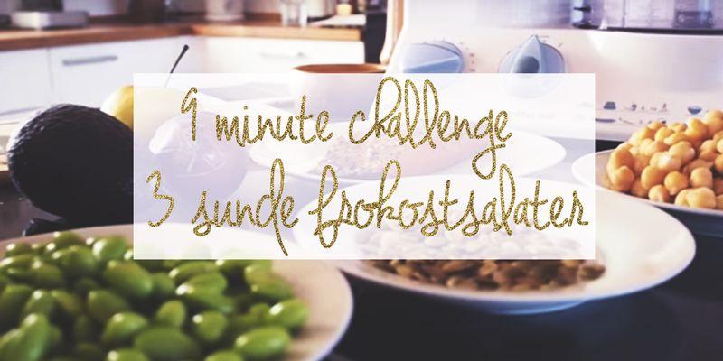 602ab5fa637f Tre sunde madpakke-salater på under 9 minutter