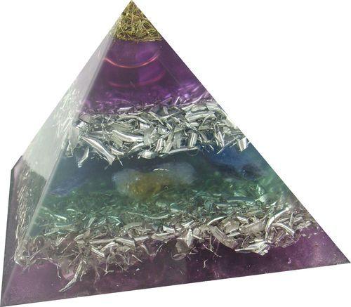 Spiritual Powerhouse Orgone Pyramid Orgonite Pyramids Energy Crystals Orgonite
