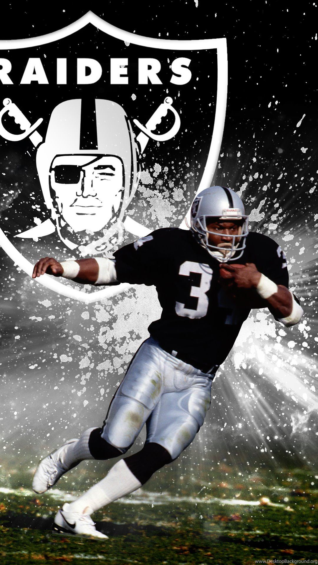Raiders Picture in 2020 Raiders wallpaper, Iphone
