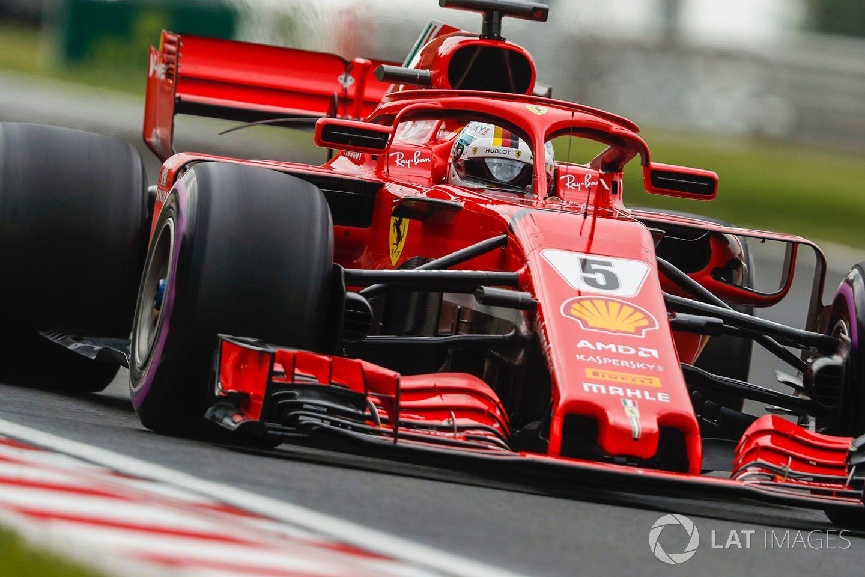 Sebastian Vettel, qualifying, Hungaroring (With images