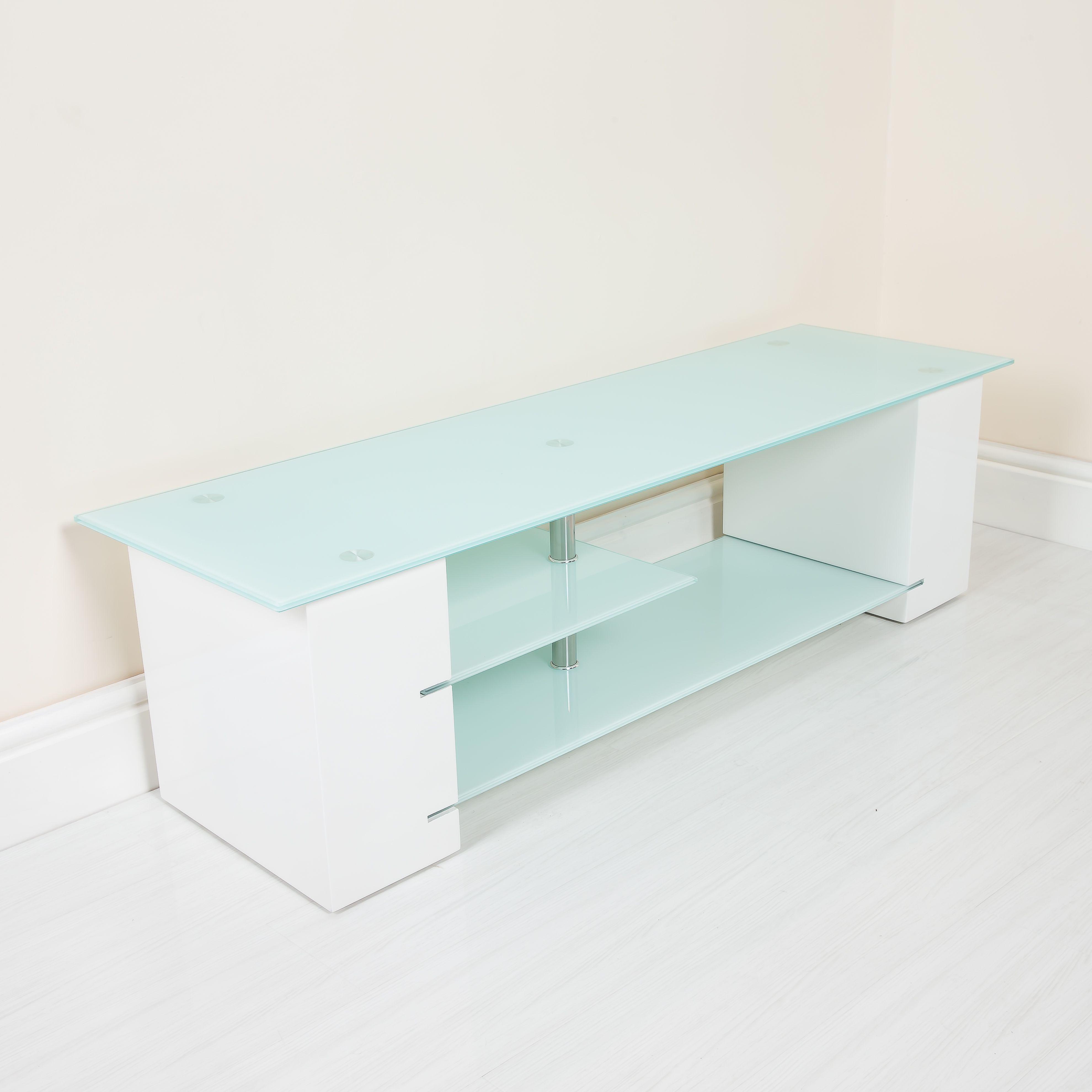 White Gloss Living Room Furniture Http Abreocouk Living Room Furniture Modern Tv Stands 3 Shelf