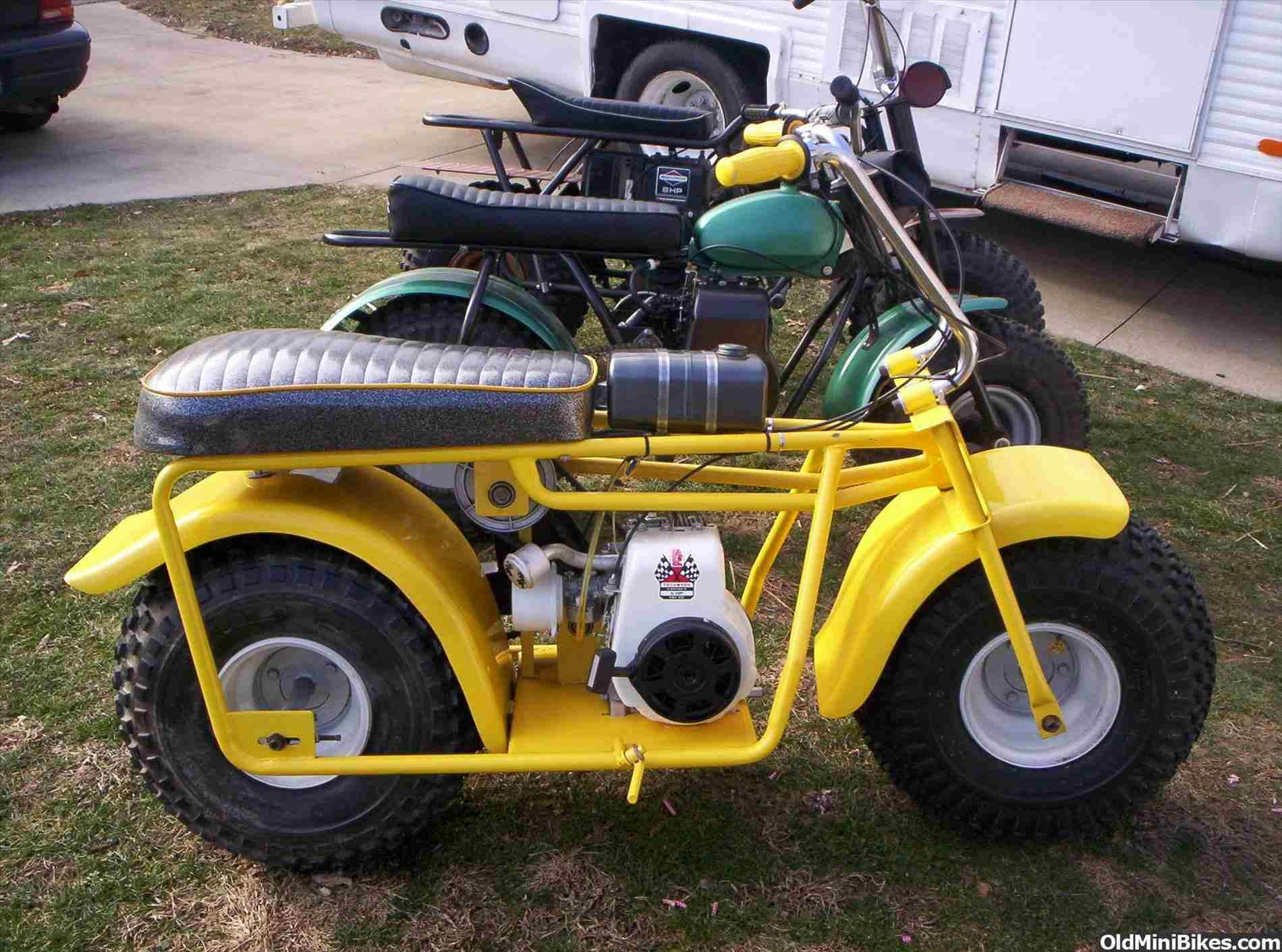 Image result for hydrostatic motorcycle 2x2 mini bike