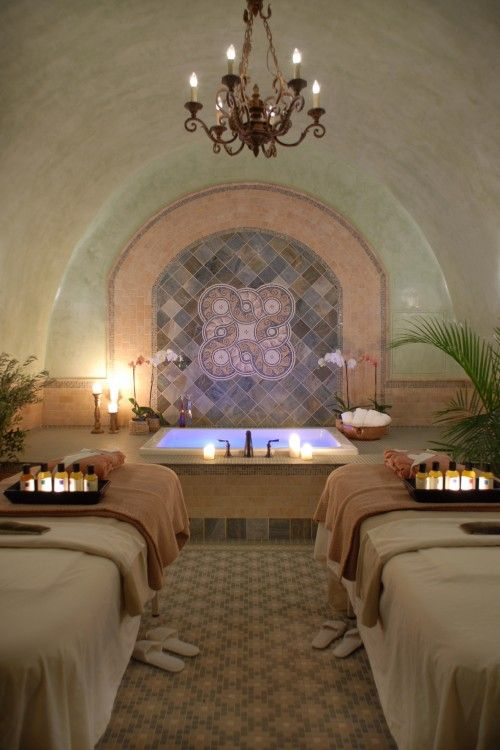 Imagine Your Own Home Relaxation Chamber Filled With Everything You Need For A Home Spa Room Modern Spa Massage Room