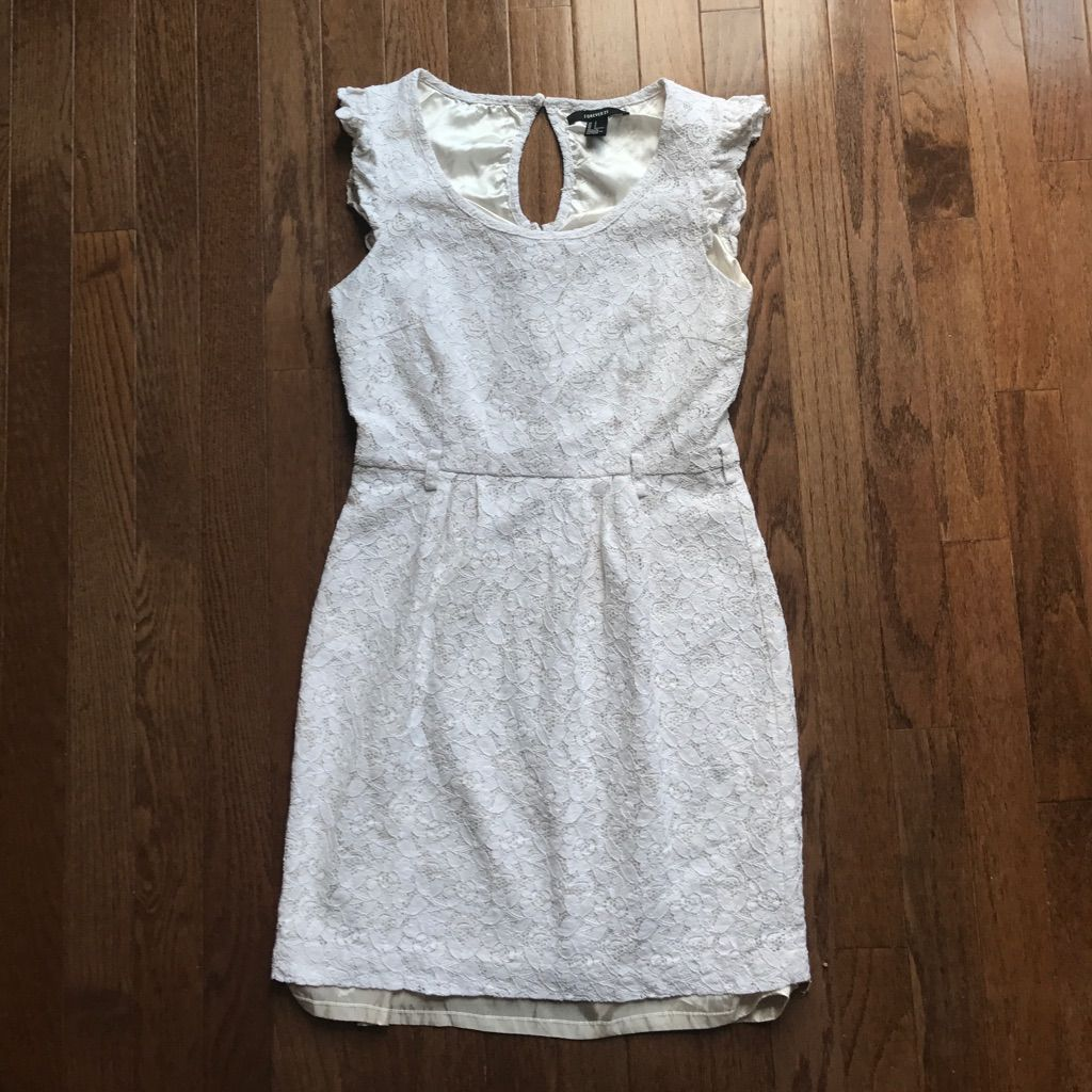 White dress products
