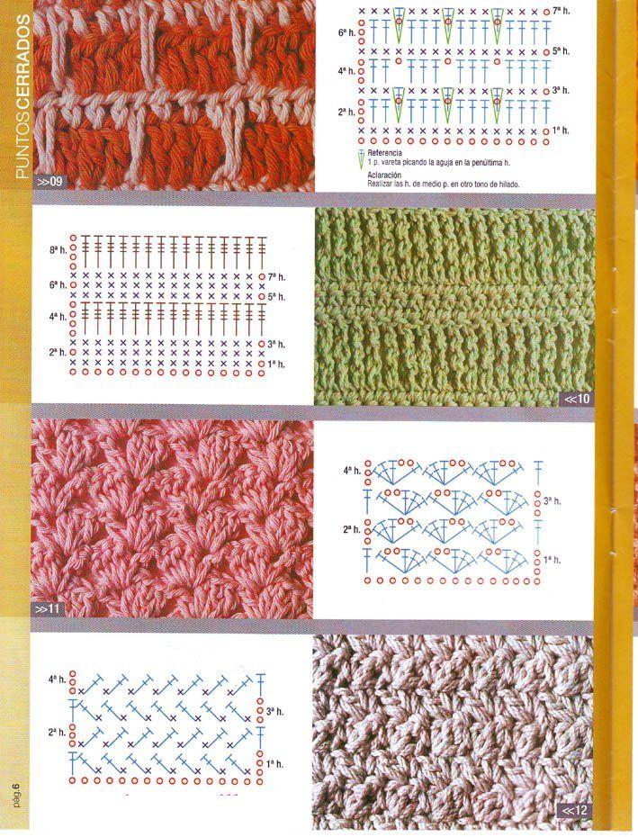 Blog de patrones de punto y ganchillo | crochet | Pinterest