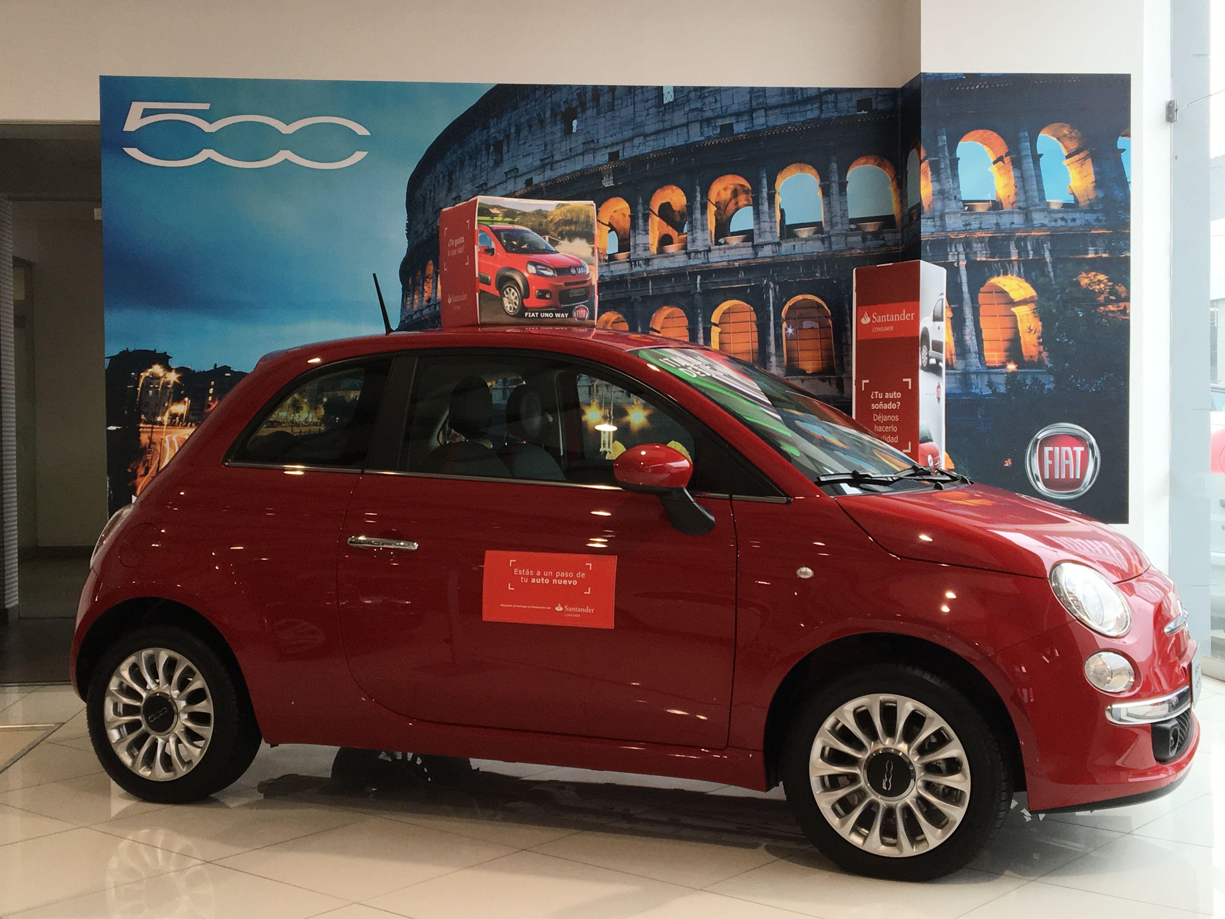 Fiat500 tienda Surquillo ¡Lo mejor de Italia en Perú!