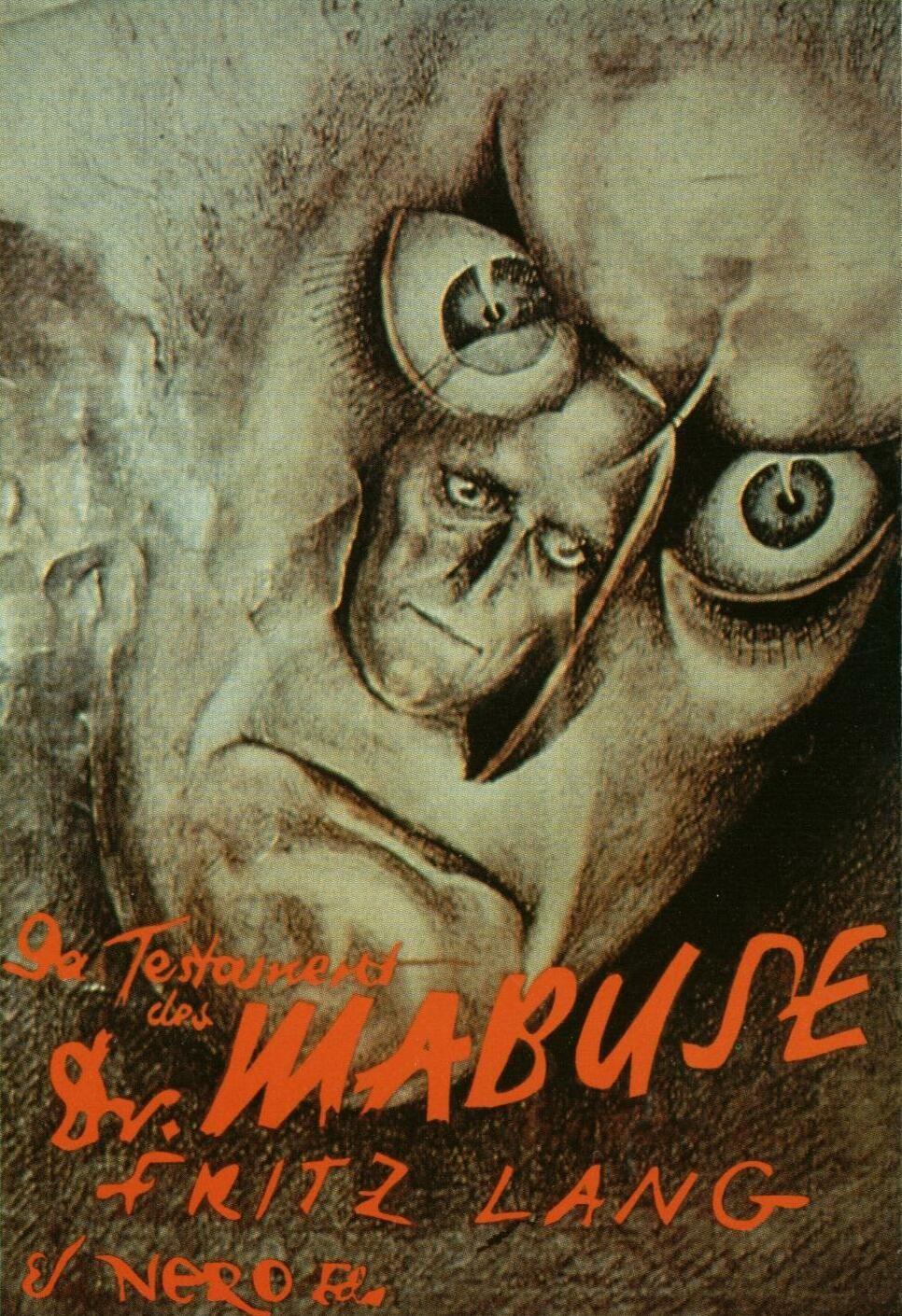 Dr Mabuse Filme Stream