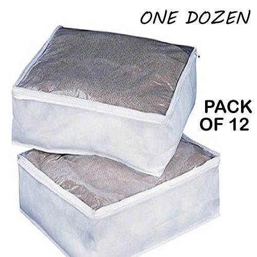 1 Dozen Clear Queen Comforter Storage Bags 12 Bag Per Order Check Out The Image By Visiting The Link Comforter Storage Blanket Storage Organizing Linens