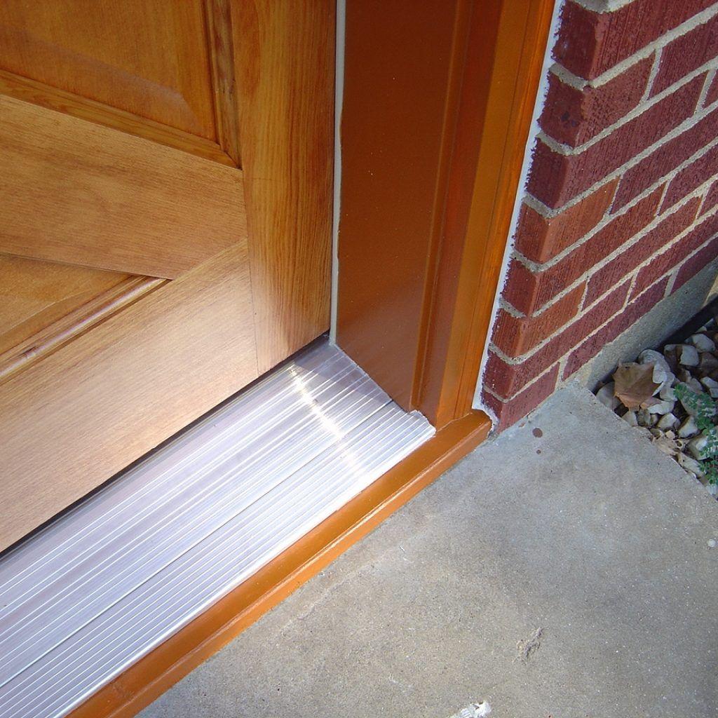 Exterior Door Threshold Plate Exterior Doors Double Doors